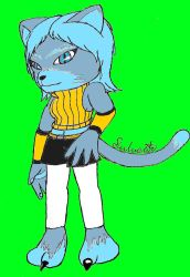Female Cat (Mystery Bubble Adopt Revelation) by Sulvaria