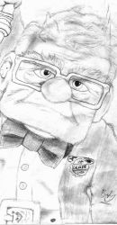 Mr. Fredricksen by buky4