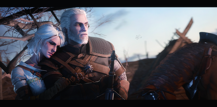 The Witcher 3: Wild Hunt by Breadblack
