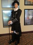 AFest 2011 Elusive Male Ciel 2 by Soynuts