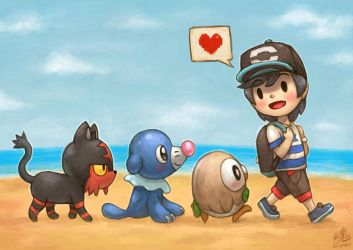 Poke Walk Alola by Ry-Spirit