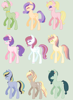 Hatched Egg Adopts by Athene112