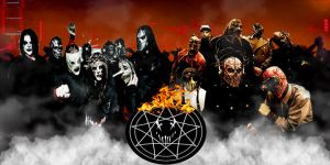 Slipknot and Mushroomhead by IGMAN51