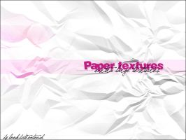 Paper Textures Extra Large by Lookbutdontouch
