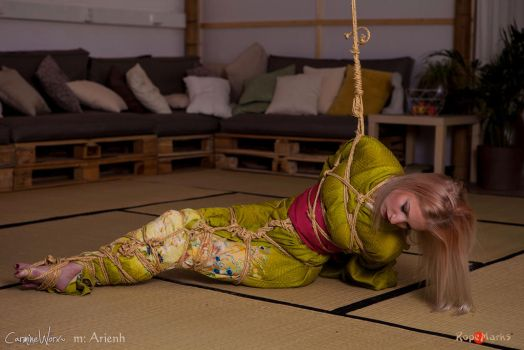 Traditional torment with RopeMarks flair, part 1/2 by ropemarks