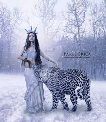 The Snow Queen by pareeerica