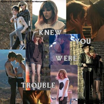 I Knew You Were Trouble - Taylor Swift Blend by OriVDC