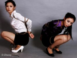 Rope and Cuffs 8 by D-ZHANG-PHOTOGRAPHY