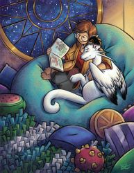 Lanterns of Arcadia - Bedtime Story by SpaceTurtleStudios