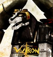 Voltron - Black Lion by OleZ-2010