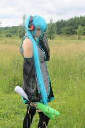 Hatsune 01 by KyuProduction