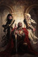 Miserere: An Autumn Tale by Michael-C-Hayes