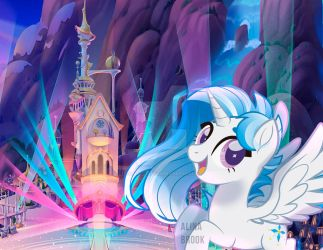 Crystal Dreams at the Friendship Festival by AlinaDreams00