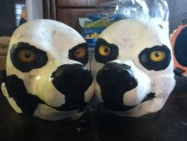 Ready to fur mask examples by ShaggyGriffon