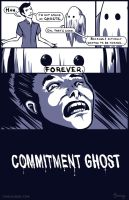 Commitment Ghost. by kuoke
