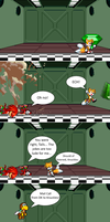 DB Knuckles vs DK Aftermath by Toad900