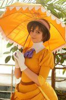 Jane Porter Tarzan Disney Cosplay by AGflower
