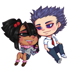 Shinsaka Cheebs~ by juke-boxx