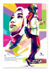 anomaly wpap of woman photographer  by opparudy
