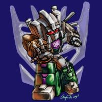 SD Bruticus by LagunaL8