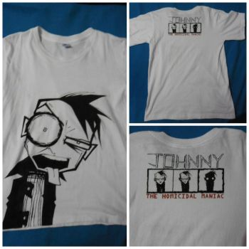 JTHM T-shirt by 3liaNav