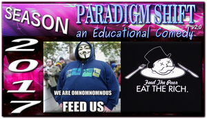 PSEC 2017 We Are OMNOMNOMNOMNONYMOUS Feed Us by paradigm-shifting