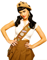 KATY PERRY PNG (CALIFORNIA GURLS) FULL HD by danperrybluepink