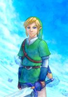 Skyward Sword by Serah-Farron