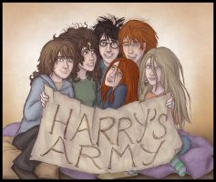 HP - the fab six by Lucy--C