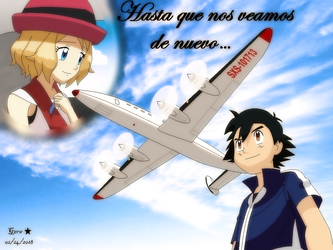 Amourshipping: Hasta que nos veamos de nuevo by mglm12