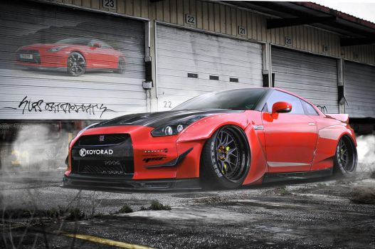 Gtr35 Work by max-578