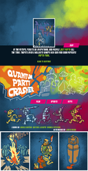 Quantum Party Crasher by izitmee