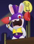 Larry-Rabbid by DaBurninator