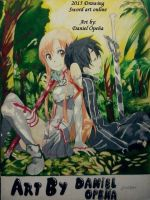 Sword Art Online (2015) by nielopena
