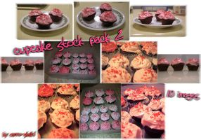 cupcake stock pack 002 by carro-stalk
