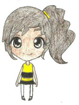 Request for xXloveXfanXx: Bee by lover-girl11
