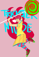 Jane: Engage Trickster Mode!! by mochi-mei