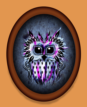 be an owl by olinore
