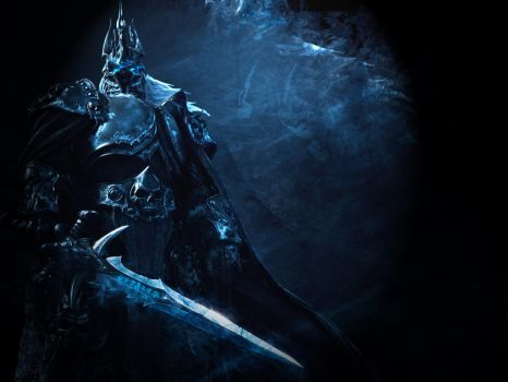 The Lich King by Karkan