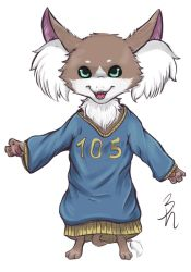 Fursy - oversized clothes by Earnster