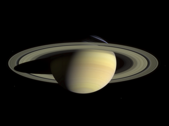 Saturn (May 7, 2004) by jcpag2010