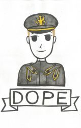 Dope - Rap Monster by michnguyenart