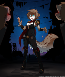 Assassin Outfit by Twokinds