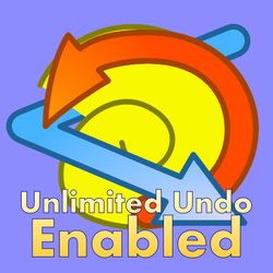Unlimited Undo Enabled by HIROMQERME