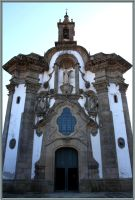 Old Church of Tui by FilipaGrilo