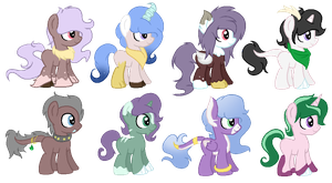 Commission Shipping Adopts - [CLOSED] by Pikadopts