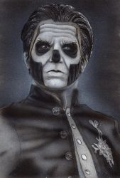Papa Emeritus iii by Devin-Francisco