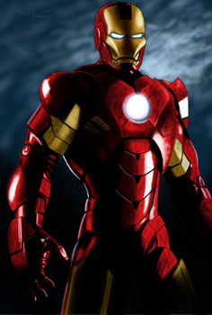 Iron Man by Dreamz-of-Twilight