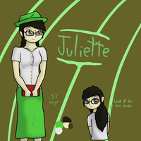 Juliette by Snewbew