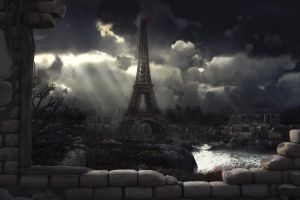 Paris 2048 by EntART3t
